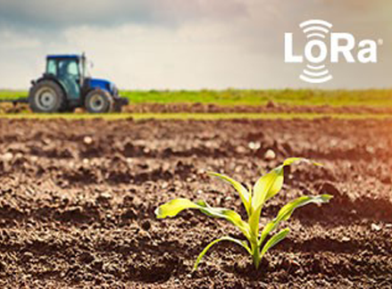The benefits of LoRaWAN for agricultural monitoring and control